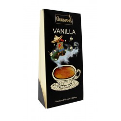 Кофе VANILLA 125г.