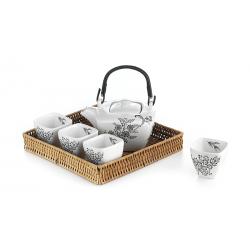Tējas trauku komplekts YUKIKO