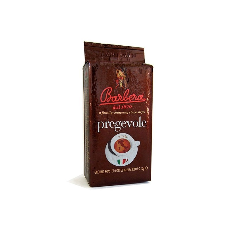 BARBERA CAFFE PREGEVOLE
