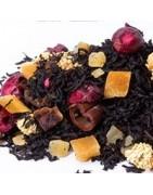 Melnā aromātizētā tēja